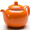 24866 Заварочный чайник глиняный 940 мл LR (х18)