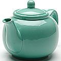 24867 Заварочный чайник глиняный 940 мл LR (х18)