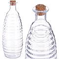 28096 Бутылка для масла 650 мл стекло LR (х36)
