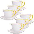 28605 Чайный сервиз 12 пр 220мл в подар/уп LR (х8)