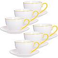 28609 Чайный сервиз 12 пр 220мл в подар/уп LR (х8)