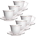 26829 Чайный сервиз 12пр 200мл в подар/уп LR (х10)