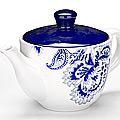 24824 Заварочный чайник 900мл с/кр керам LR (х16)