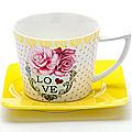 24711 Чайный пара 2пр 230мл I LOVE YOU LR (х24)