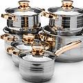 26036 Наб/посуды 12пр 2,1+2,1+2,9+2,9+3,9+6,6л.MB(х2)