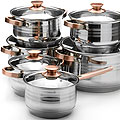26042 Наб/посуды 12пр 2,1+2,1+2,9+2,9+3,9+6,6л.MB(х2)