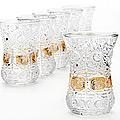 24678 Набор стаканов 6пр 130мл в под/упак LR (х6)