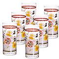 24076 Набор стаканов 6пр (370мл) LR (х6)