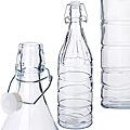 27061 Бутылка 1,2 л стекло ВОЛНЫ MB (х12)