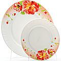 23686 Набор тарелок 7пр стелко-керамика LR (х6)
