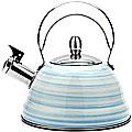 21420 Чайник 2,8 л мет, со свистком ГОЛ МВ (х12)