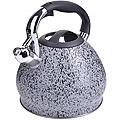 28553 Чайник 3,4л нерж/сталь со свистком MB (х12)