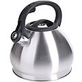 28556 Чайник 3,4л нерж/сталь со свистком MB (х12)