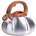 28771 Чайник 3л нерж/сталь со свистком MB (х12)