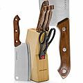 503 Ножи 503 МВ кор.перлам./р с ножницами.(х12)
