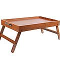 27358 Столик для завтрака 30см Бамбук MB (х8)