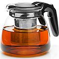 27438 Заварочный чайник 1,1л с/кр стекло МВ (х24)