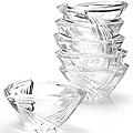 902 Набор стеклянных креманок 6 штук (х6)
