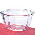 611 Салатница стеклянная 15,5 х 8 см (х12)