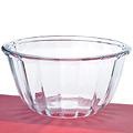 629 Салатница стеклянная 21,5 х 11 см (х24)