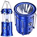 5900 Кемпинговый фонарь синий (х48)