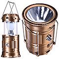 5900-1 Кемпинговый фонарь золотой (х48)