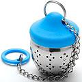 21952-1 Ситечко для заваривания чая СИНИЙ MB (х108)