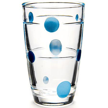 24069 Набор стаканов 6 предметов 300мл LR (х6)