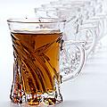 22752 Набор для чая 6 пр/стекло 145мл.LR (х6)