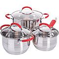 26038-1 Набор посуды 6пр 2,1+2,9+6,6л.MB (х1)