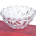 606 Салатник стеклянный 24 х 11,5 см (х8)