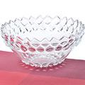 904 Салатница стеклянная глубокая 24х11 см (х8)