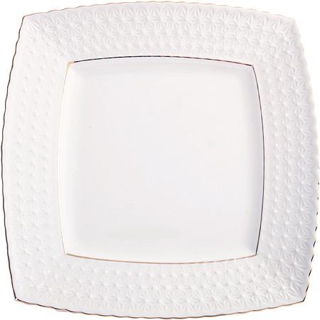 CS222823-A  Тарелка подстановочная керамика 23см (х24)