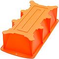 26114-1 Форма для выпечки кекса 1,3л ОРАНЖЕВЫЙ MB(х48)