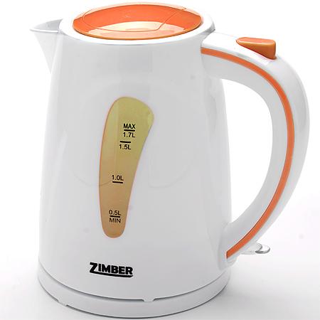 10840 Эл.чайник диск ПОДСВЕТКА 1,7 л.ZM.2200Вт(х6)