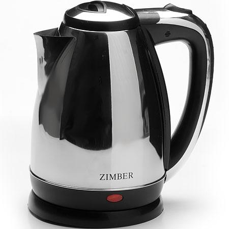 10760 Чайник мет/электр МАТОВЫЙ 1,8л 1500Вт ZM(х12)