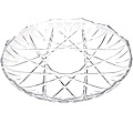 546 Блюдо круглое ORKIDEH 31,5 см стекло (х8)