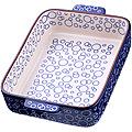 27894 Форма для запекания 1,7л.керамика.LR  28,5х18,5х6см (х12)