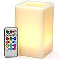 C-SH65T Свеча светодиодная без пульта (х24)