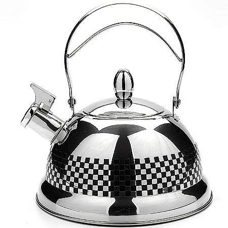 4018 Чайник со свист.(3,1л) MB мет/р декор/р(х12)