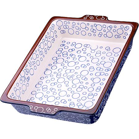 27926 Форма для запекания 2,4л.керамика LR (х6)