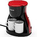 10980 Электро-кофеварка 240мл 450В 2 чашк ZM (х8)