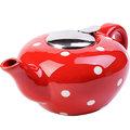 23062 Заварочный чайник 1л керам LR (х12)