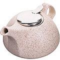 28682-3 Заварочный чайник керамика БЕЖЕВЫЙ 950 мл LR (х12)