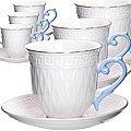 29018 Чайный сервиз 12 пр 220мл в подар/уп LR (х8)