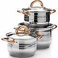 25157-1 Набор посуды 6пр 6,6+2,9+2,1л MB (х1)