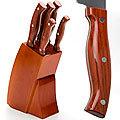 23618 Набор ножей 6пр клёпаные МВ (х8)