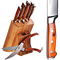 23623 Набор ножей 7пр кованых МВ (х6)