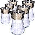 MS42021-32 Набор стаканов 6пр д/чая 120мл (х8)