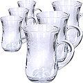 MS55411-07 Набор стаканов 6пр д/чая 140мл (х8)